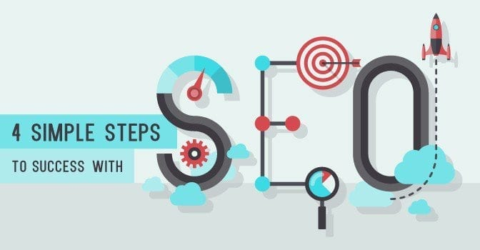 4 Simple Steps to Success With Search Engine Optimization
