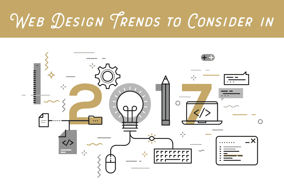 Web Design Trends to Consider in 2017