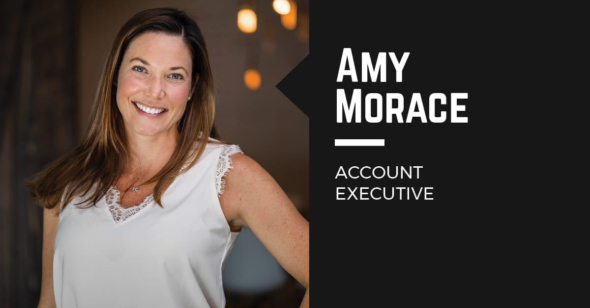 Welcome to the Team, Amy!
